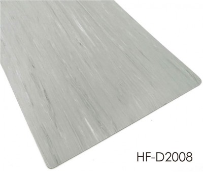 Homogeneous PVC Flooring for Hospital Use