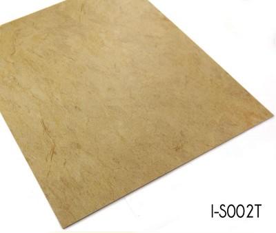 Square Stone Pattern Luxury Vinyl Flooring