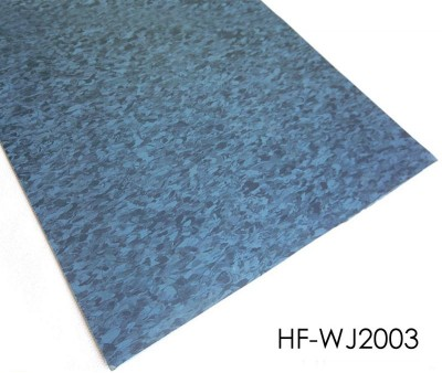 Durable Directional Homogeneous PVC Sheet Flooring for Hospital