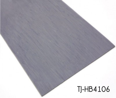 2mm Grey Commercial Directional Homogeneous Vinyl Sheets