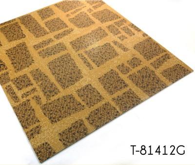 Modular Deerskin Grain PVC Carpet