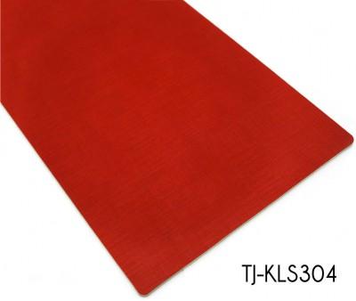 Red Sound absorption 4mm Childcare Sheet Vinyl Flooring