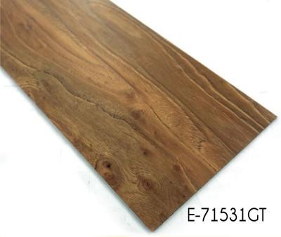Wood Grain Non-Slip Dry Back Vinyl Plank Flooring
