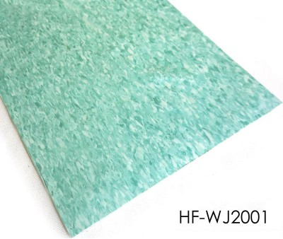 Anti wearing PVC floors soundproof vinyl flooring sheet