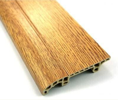 Wood Plastic Composites Skirting Tile