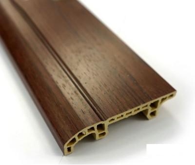 WPC Interior PVC Profile Flooring Skirting