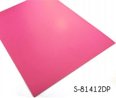 Charming Dark Pink Vinyl Flooring
