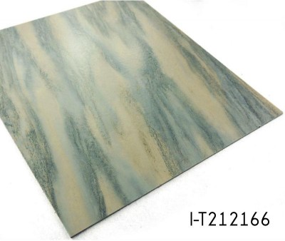 Dimension Stability Stone Vinyl Floor Tiles