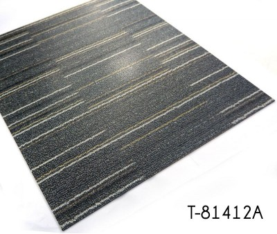 Customized Colors Carpet Series Vinyl Flooring Tiles