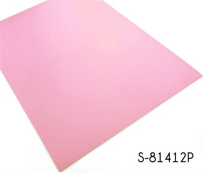 Sweet Warm Pink Vinyl Floor Tiles