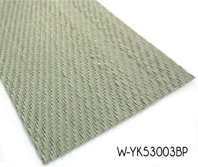 Anti-UV Vinyl Made Woven Floor