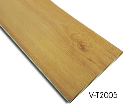 Eco Interlocking Plastic Wood Plank Flooring