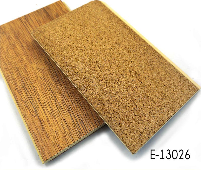 12mm WPC HPL Flooring With Cork Backing