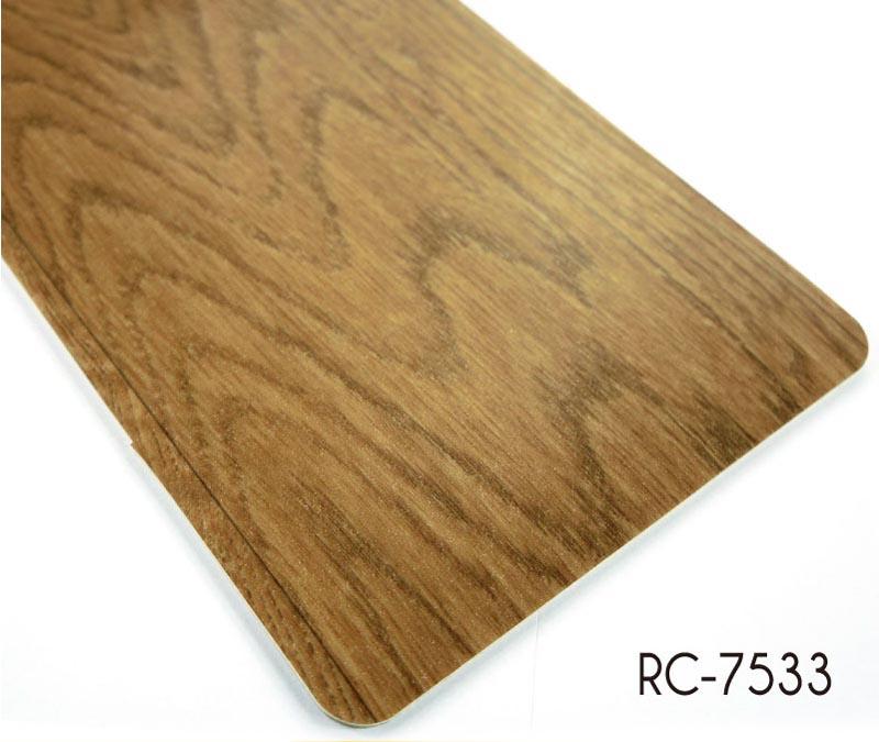 1.6/2.0mm Wood PVC Flooring Roll