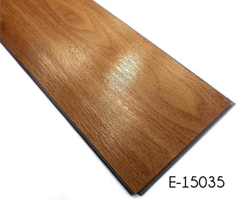 4mm/6mm WPC Click Flooring waterproof and fire resistant