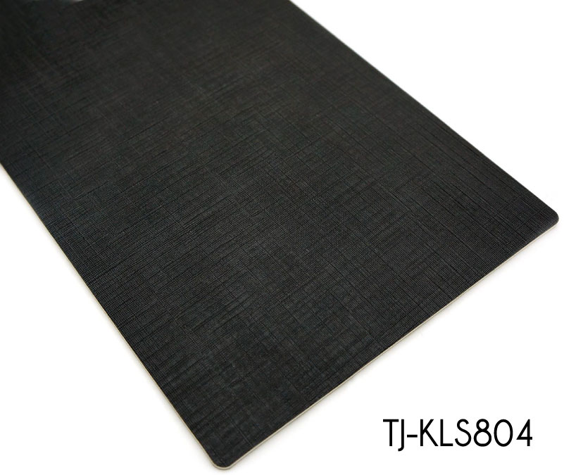 Black 4mm 0.4mm Durable Anti-fouling Commercial Vinyl Sheets