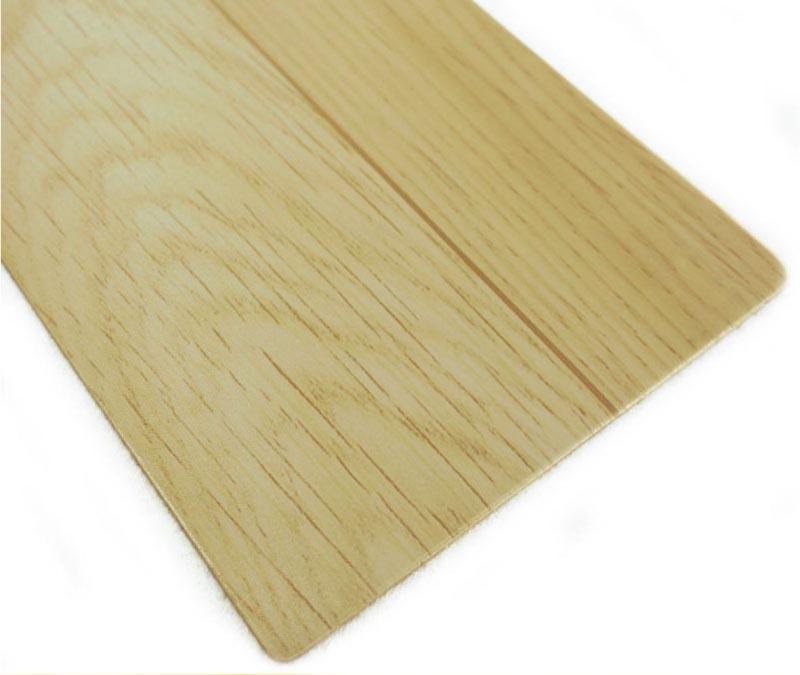 최고의 가격 나무 곡물 비닐 PVC 바닥재 - TopJoyFlooring