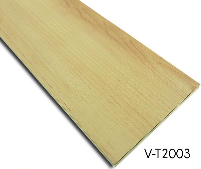 Click Lock Wood PVC Flooring Plank