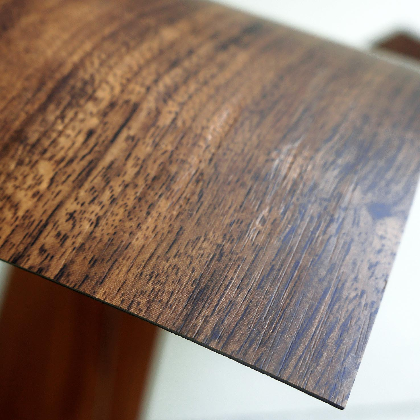Durable wood grain dry back pvc vinyl flooring for Wood grain linoleum flooring