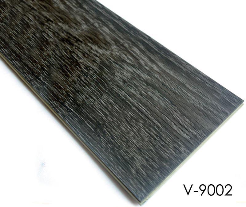 Interlocking Wood Plastic Composites PVC Plank Flooring