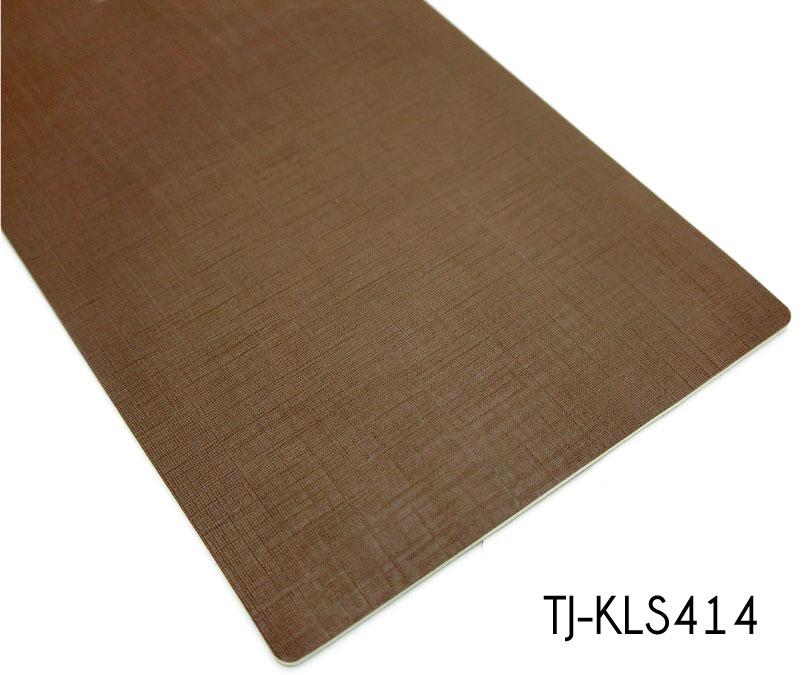 20m Non Slip Durable Brown Commercial Sheet Vinyl Flooring