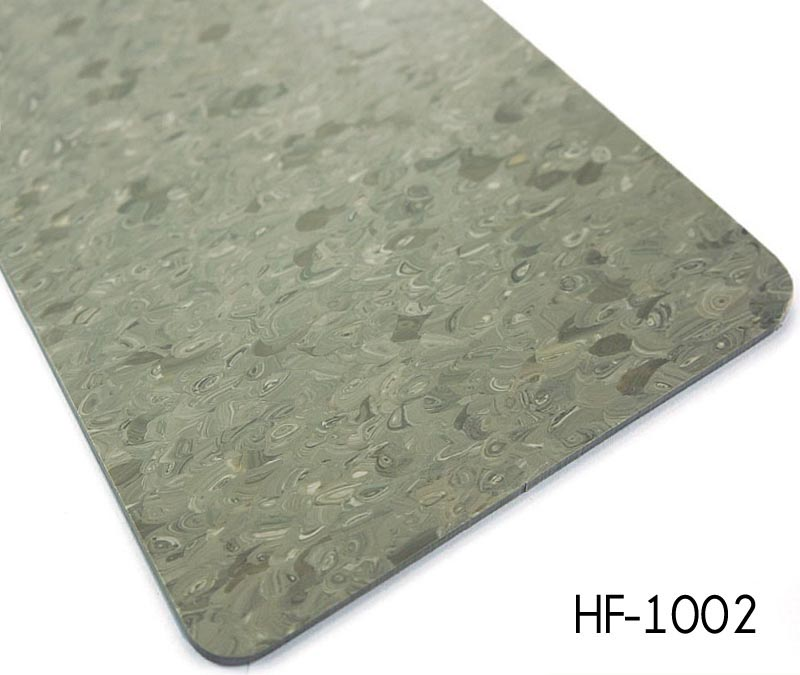 Nature homogeneous look vinyl floor sheet