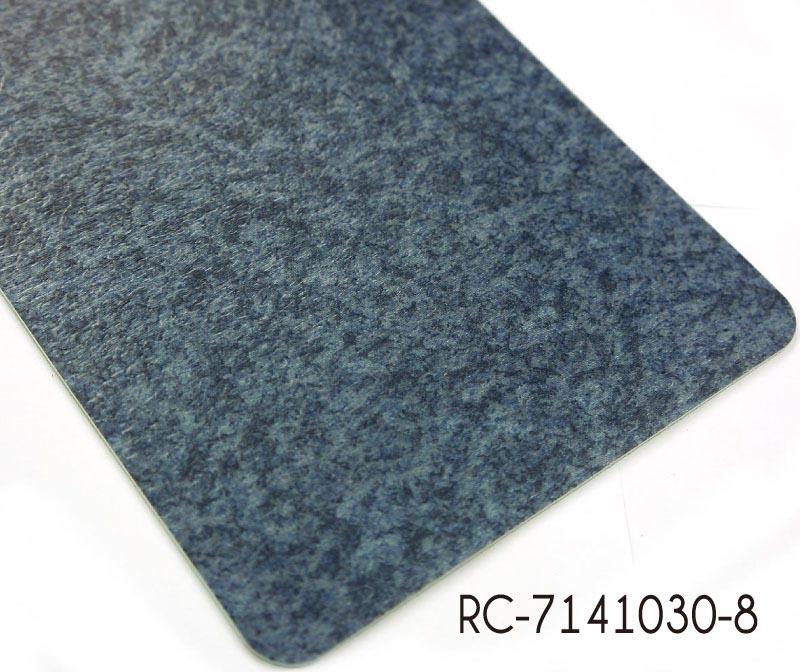 Night Sky Looked Marble Effect Vinyl Flooring