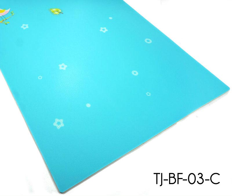 Environmentally Friendly lovely Kids PVC Vinyl Flooring Sheets