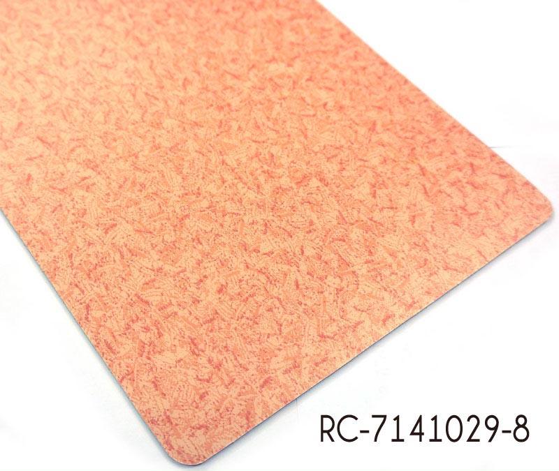 PVC-Balkon-Bodenbelag Vinyl-Platte-Etagen-roll-in des USA-Marktes ...