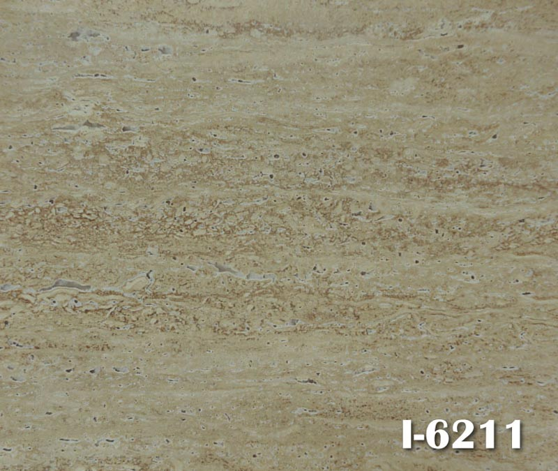 Stone Pattern Design Sereis Durable Vinyl Floor Tiles