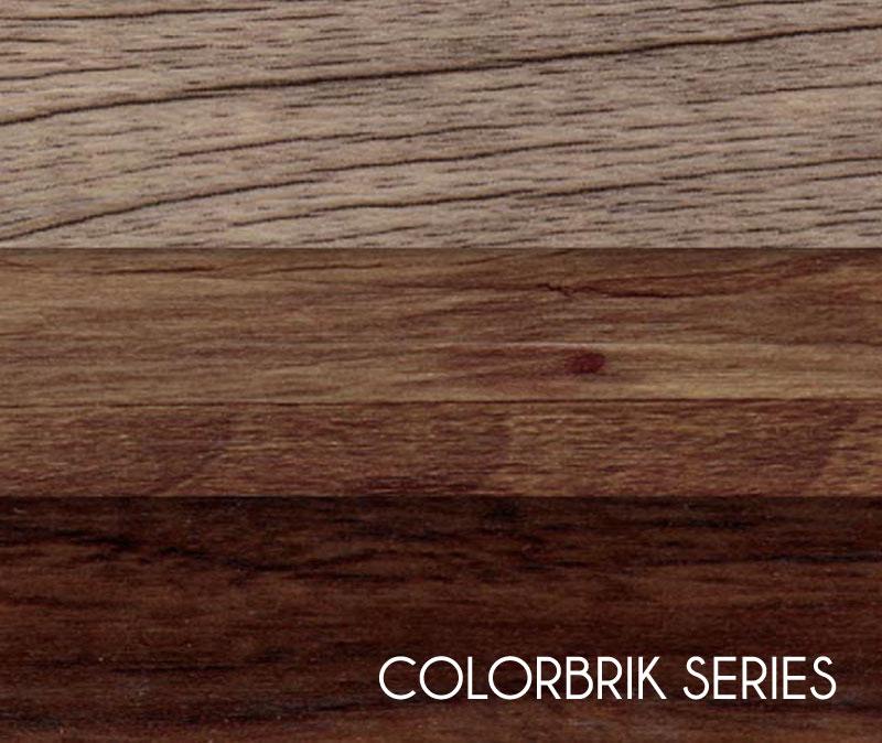 Strong Ornamental feature Wood Grain Plank Vinyl Flooring