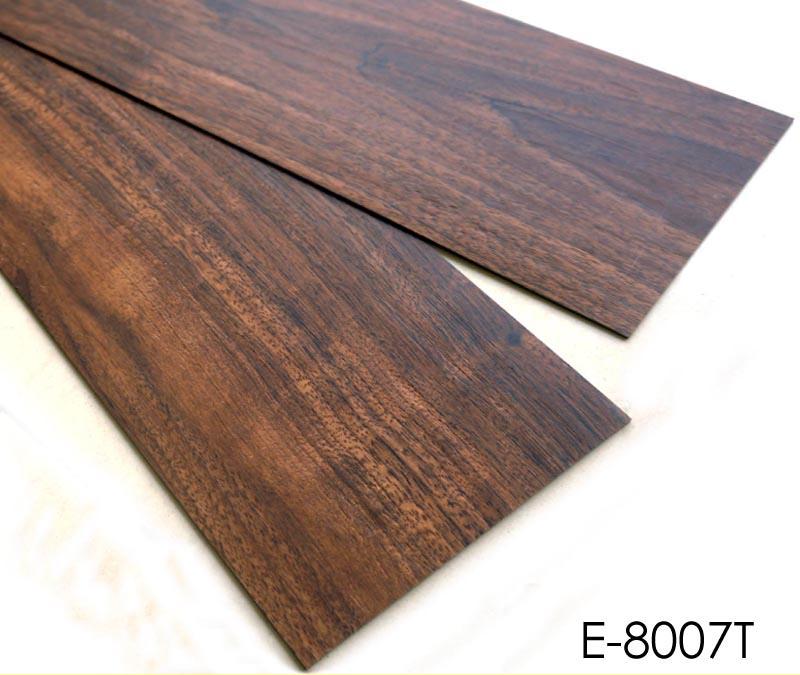 Piastrella per pavimenti in vinile a secco impermeabile for Mattonelle in vinile