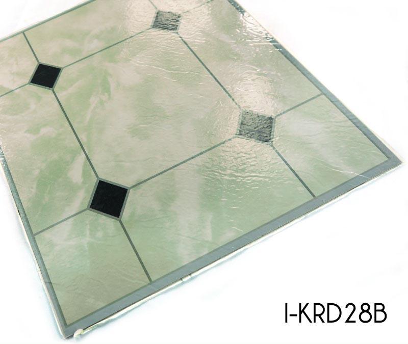 튼튼한 비닐 바닥재 접착제 널빤지 - TopJoyFlooring