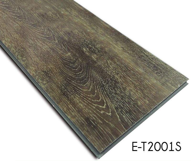 With Thick Wear Layer Wood Look Series Vinyl Tiles