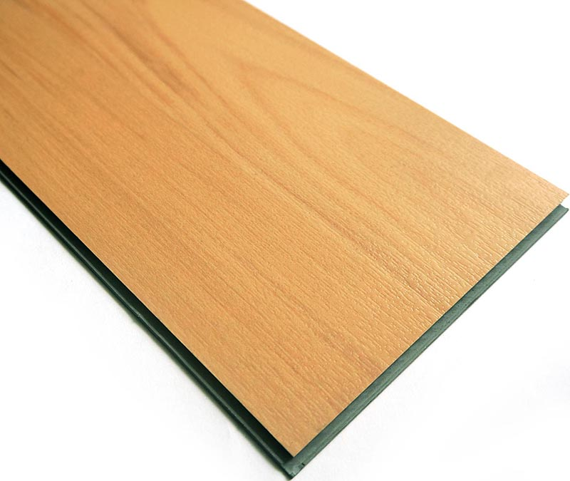 Wood Pattern Residential Indoor PVC Interlocking floor