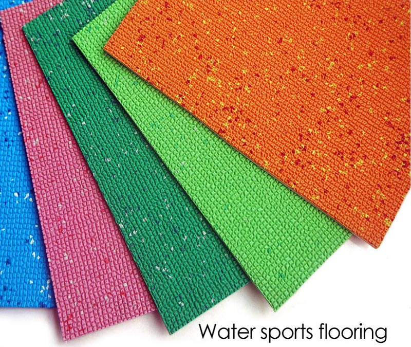 Plastic flooring home design ideas and pictures for Swimming pool flooring materials