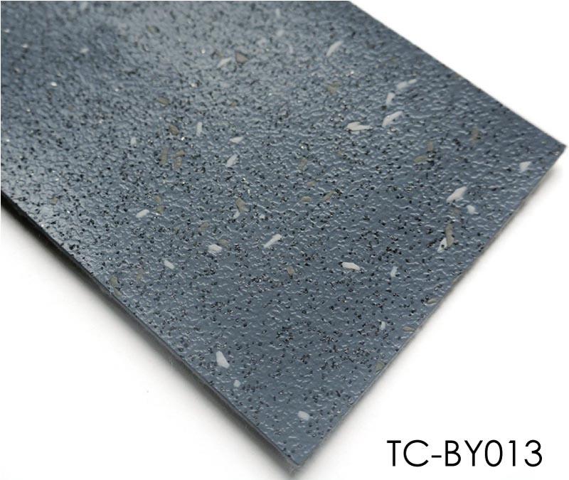 pvc floorboard transportation sand pattern vinyl sheet