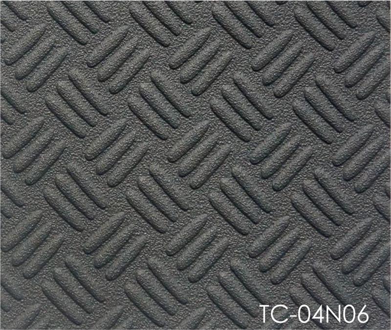 Transportation Use Bullet Pattern Vinyl Sheet Flooring Topjoyflooring