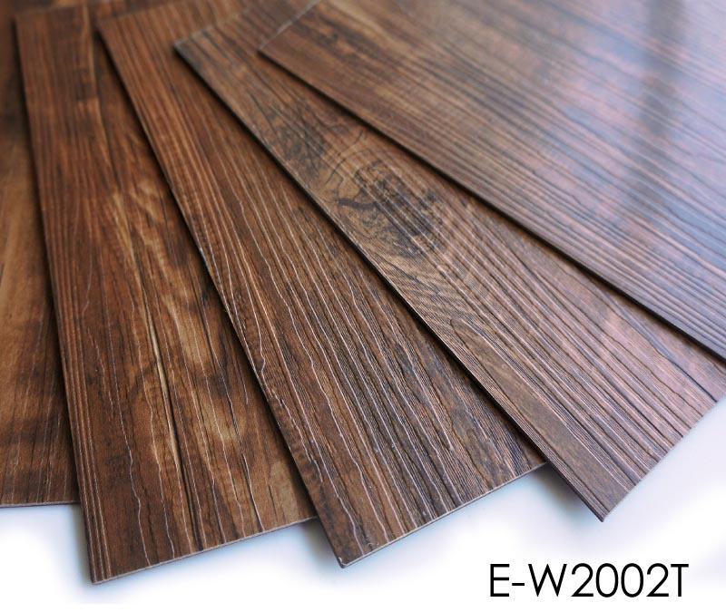 Wear Resistance Water Proof Self Adhesive Vinyl Plank PVC