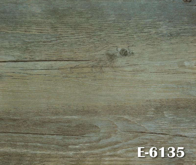 Top Joy Fireproof Interlocking Pvc Vinyl Flooring Plank