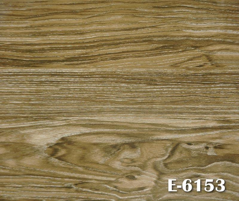 Decorative Residential Click Lock Vinyl Plank Flooring