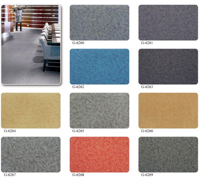 Stain resitant pvc floors vinyl stone look flooring sheet for Can you stain vinyl flooring