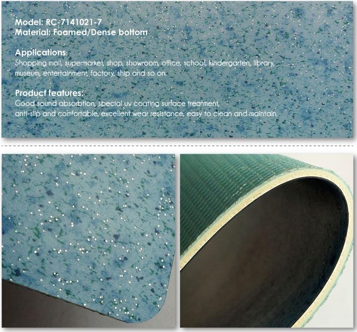 wasserdichte pvc kommerziellen diele vinyl sheet flooring topjoyflooring. Black Bedroom Furniture Sets. Home Design Ideas