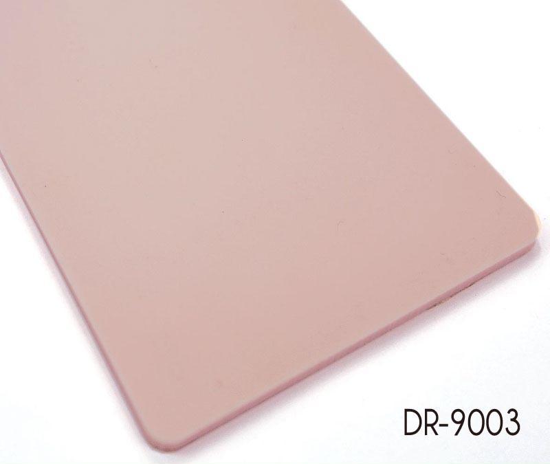 Plastic Floor Mat 5mm Pink Vinyl Flooring For Dancing