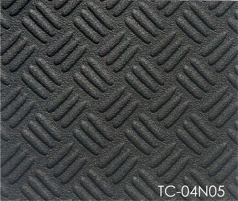 Transportation Use Bullet Pattern Vinyl Sheet Flooring