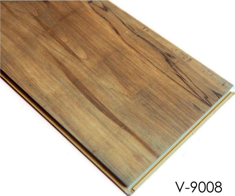 Great ... Wood Plastic Composite Flooring Click Lock Vinyl Floor Tile ...