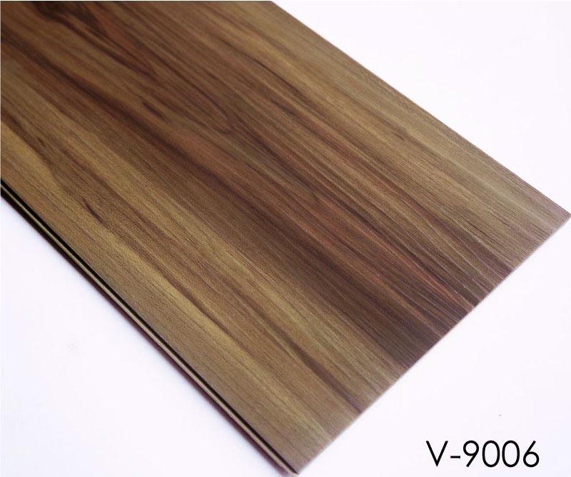 - Plastic Wood Floor Tile Interlocking WPC Vinyl Plank Flooring