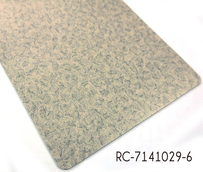 Thick Vinyl Roll With Different Colors Styles Textures