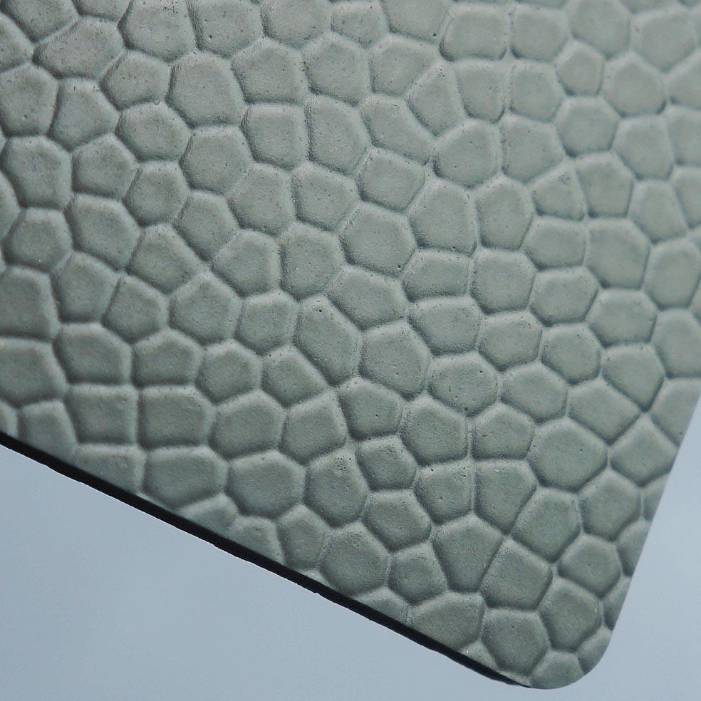 Revêtement de sol en vinyle de sport pour sol en PVC pour terrain