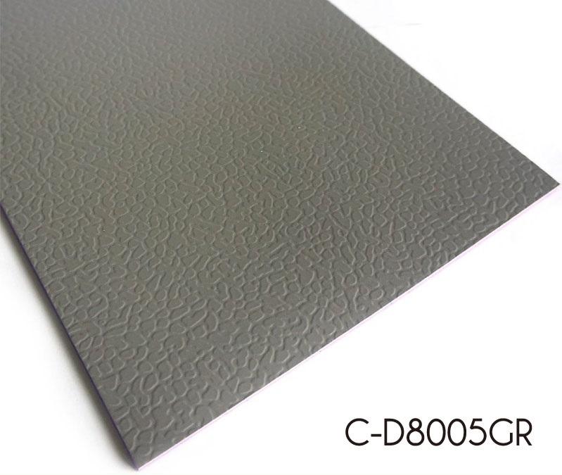 Motif de sol en vinyle emboss rouleau pour le sport d for Type de revetement de sol interieur
